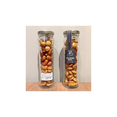 Assorted nuts sucre (100g)