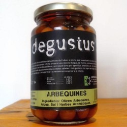 Olives arbequines (220 g)