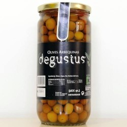 Olives arbequines (440 g)